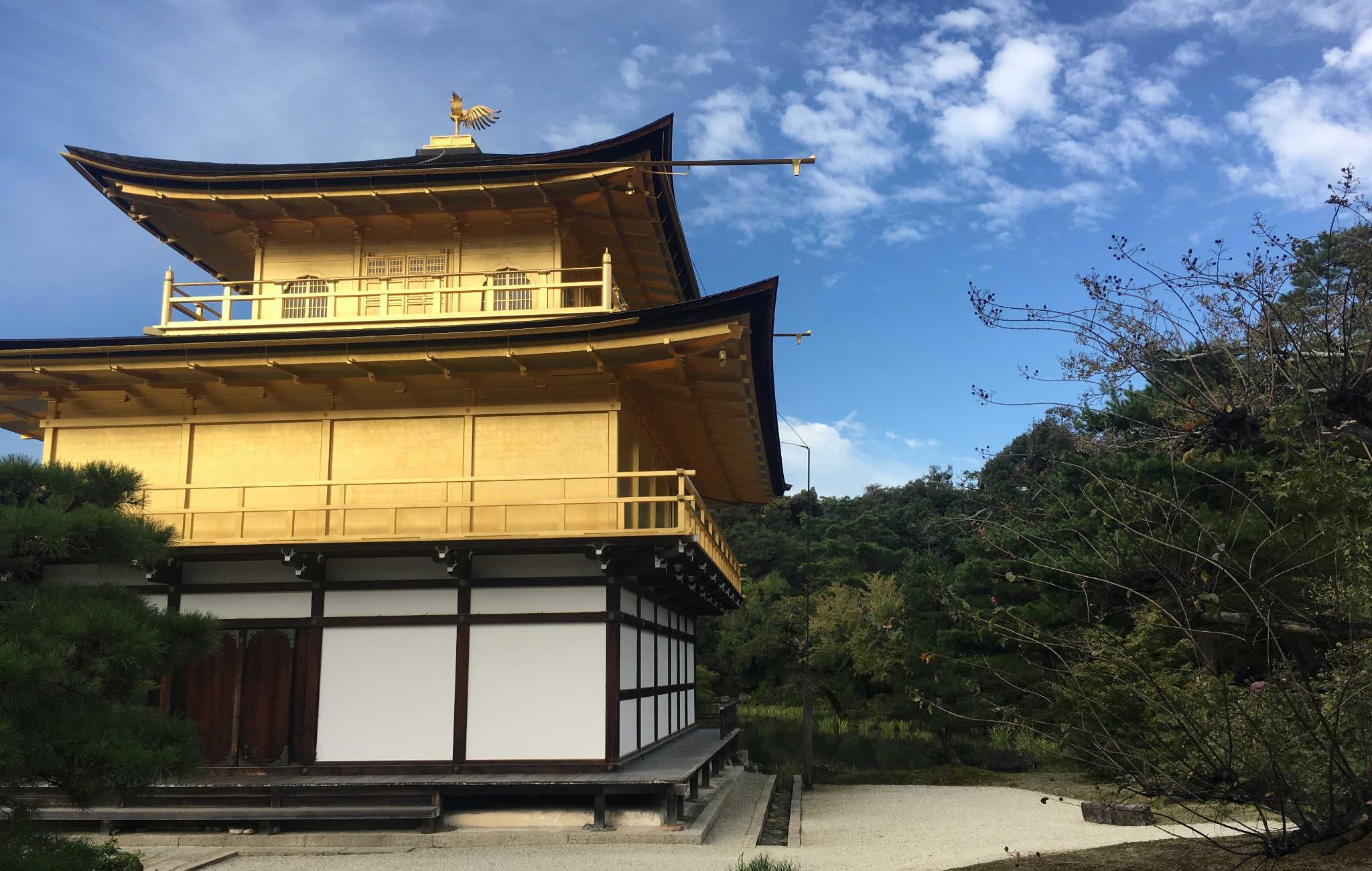 Des reliques de bouddha sont bien gardées au dernier étage