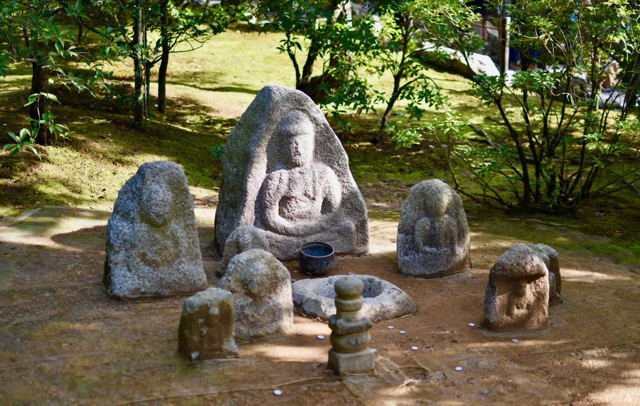 kinkaku-ji-jardin-7 Luxe De Gravier Aquarium Des Idées