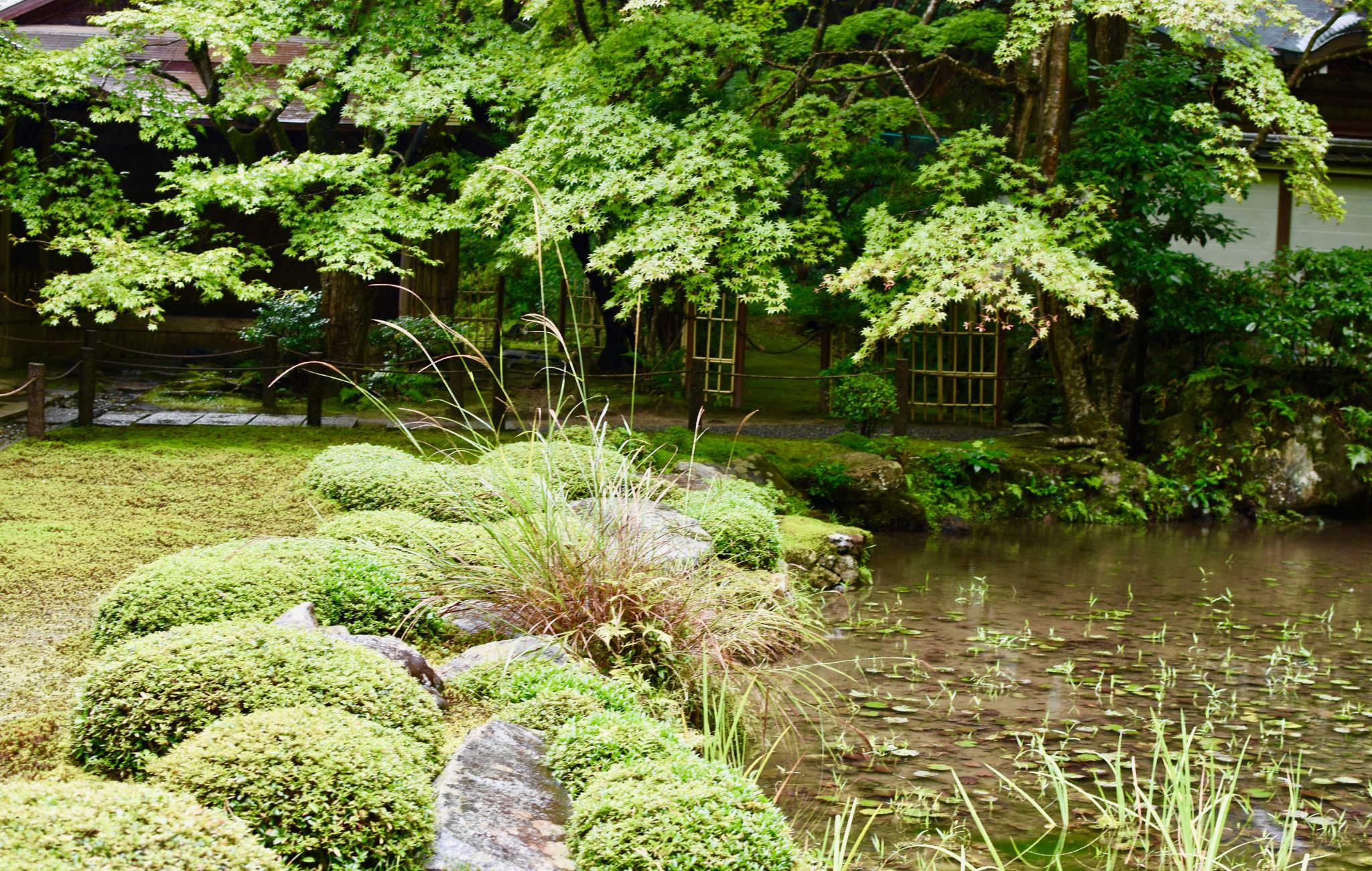 Nanzen-in est vraiment un endroit calme et reposant