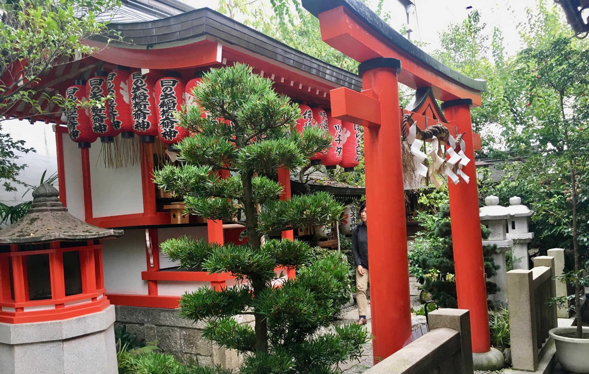 D'autres petits sanctuaires sont aussi disposés à proximité