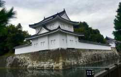 Château de Nijo à Kyoto : l'ancienne résidence du shogunat Tokugawa