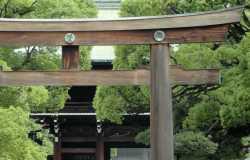 Meiji jingu, le sanctuaire au coeur du parc de Yoyogi de Tokyo