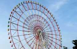 Daikanransha : prenez de la hauteur à Odaiba