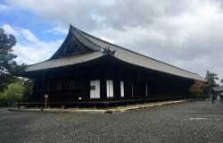 Sanjusangen-do, le temple aux mille statues de Kyoto