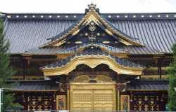 Sanctuaire de Tosho-gu à Tokyo